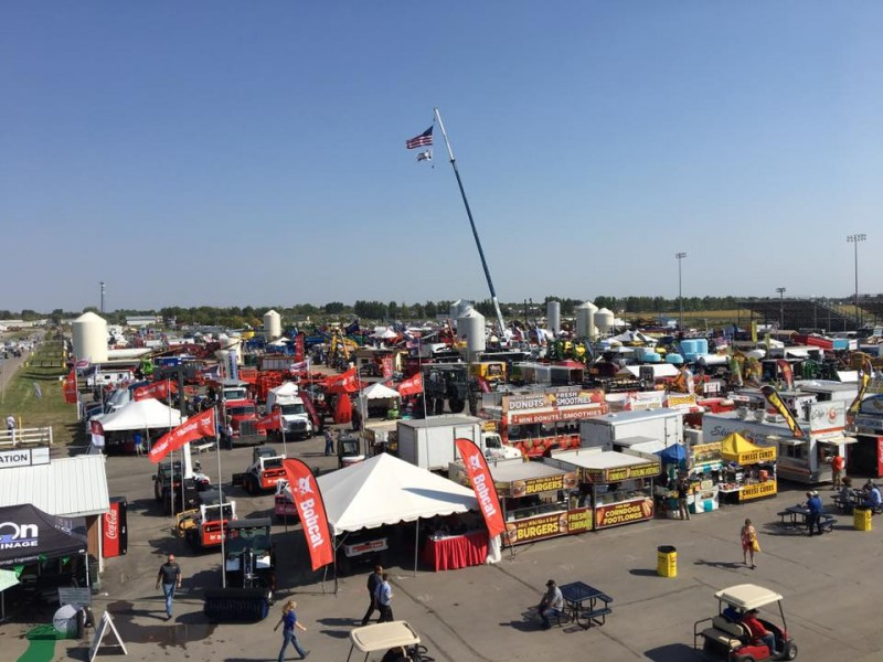 Big Iron Farm Show