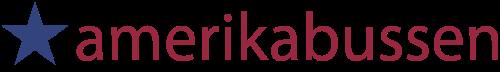 Amerikabussen logo
