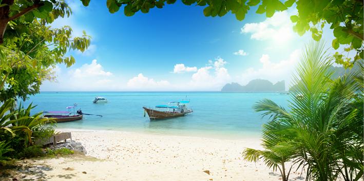 Kort og langtidsferie Thailand