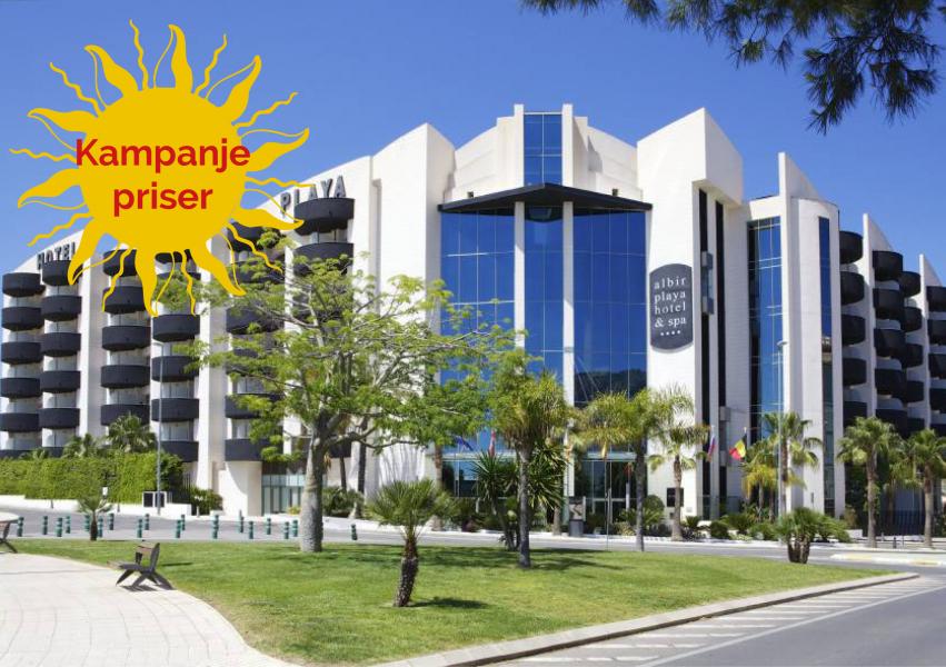 Albir Playa Hotel & Spa - Hver 4. uke gratis